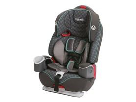 Graco Nautilus 3-in-1 Car Seat, Carson