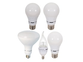 Energetic Lighting LED Bulbs-Your Choice