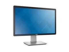 "Dell 24"" LED-Backlit Full HD IPS Monitor"
