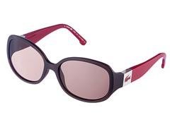 Fashion Sunglasses, Brown/Red