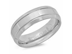Titanium Ring w/ Shiny Finish