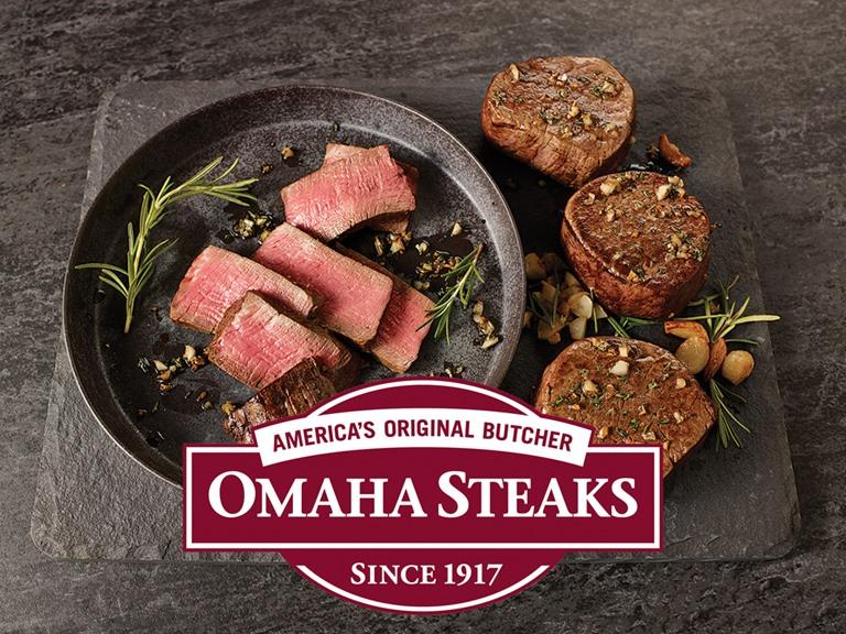 Omaha Steaks Grilling Bundles