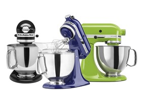 KitchenAid Stand Mixer - 9 Colors