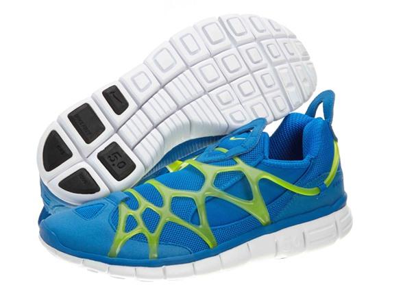 Nike Free Men's Running Shoes - Size 8