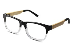 Fairfax Optical Frame, Bamboo