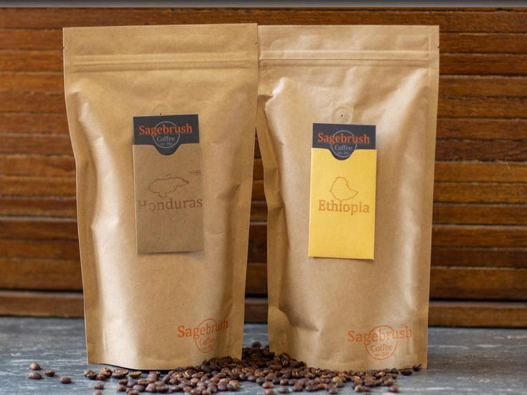 Sagebrush Whole Bean Coffee Bundle, 2lbs