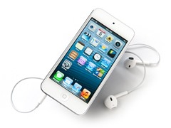 32GB iPod touch (5th Gen) White
