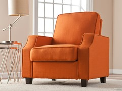 Parkdale Arm Chair - Orange