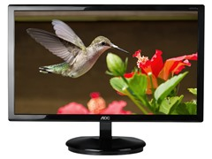 "AOC 23"" 1080p LED Monitor"