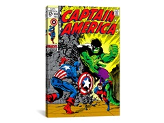 Captain America Issue Cover #110