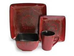 American Atelier Laurette 16-pc Dinnerware Set