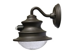 Solar Barn Light Wall Sconce