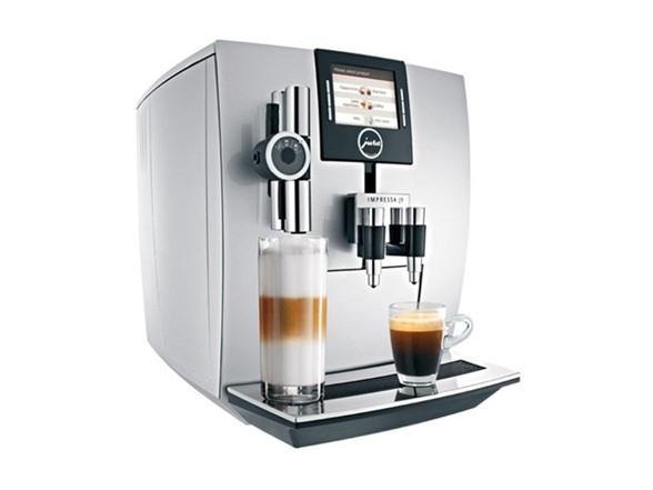 jura impressa one touch automatic coffee center. Black Bedroom Furniture Sets. Home Design Ideas