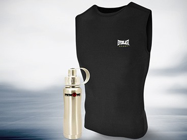 Everlast Tank and Water Bottle Combo