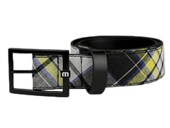 Bruno Belt - Plaid