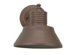 1-Light Outdoor LED, Rustic Bronze