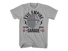 Torque Men's Evil Empire Garage - Gray