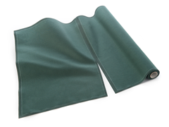 Solid Placemat 12-Ct Cotton - Green