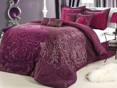 Lakhani 8Pc Set-Plum-2 Sizes