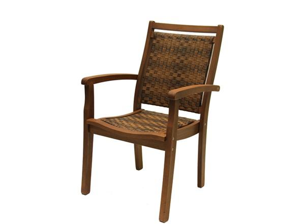 Outdoor Interiors Eucalyptus Chair
