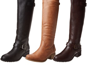 Rampage Women's Riding Boots - 2 Styles