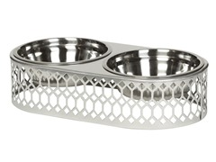 Handcrafted Stainless Bowls - 2 Sizes
