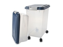 Combo 2 Pc Airtight Pet Food Container