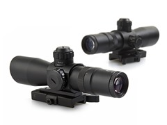Tactical 2-7x32 Mark III Compact Riflescope