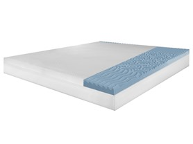 Sensorpedic 2in 3Zone Memory Foam Topper