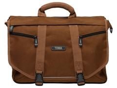 Mini Messenger Bag - Brown