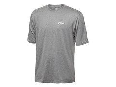 Fila Men's Active Crew - Grey Heather