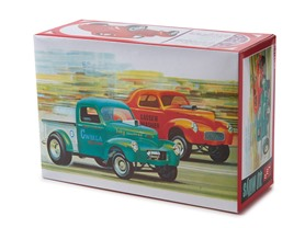 AMT 1940 Willys Coupe/Pickup Model Kit