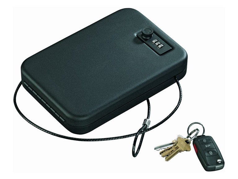 Stack-On Portable Case with Combination Lock