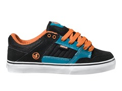 Ignition CT - Black/Orange Suede