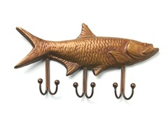 Fish Keyper Key Holder - Tarpon