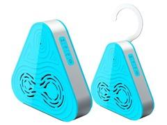 BT Waterproof Shower Speaker (3 Colors)