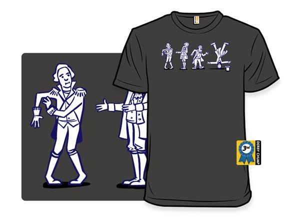 Image of Civic Duty Dance T Shirt