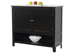 TMS Montego Buffet Black