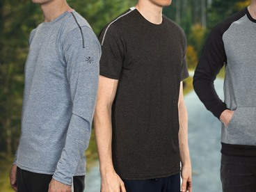 Men's Warriors & Scholars Athleisure Wear