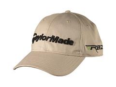 TaylorMade Radar Velcro Tour Hat - Khaki