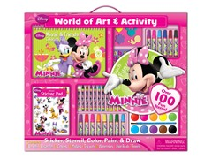 Disney Mini Mouse Giant Art Collection