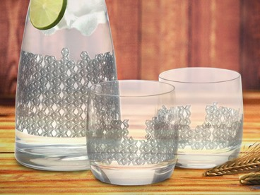 Gorgeous Glassware From Quench
