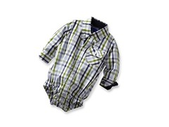 Infant Oxford Shirtzies - 3 Colors