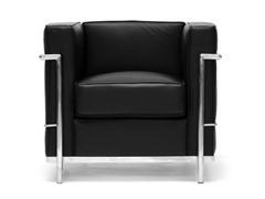 Baxton Studio Le Corbusier Style Chair - Black