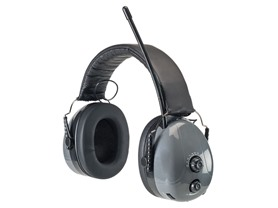 Safety Works AM/FM/MP3 Ear Muffs