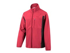 Fila Descent Bonded Softshell Jacket-Red