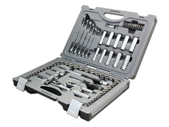 76-Piece Premium Socket and Wrench Kit
