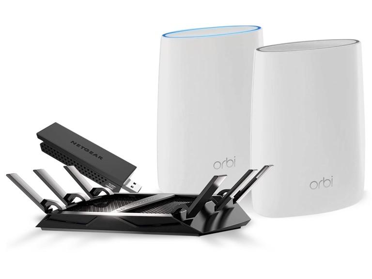 NETGEAR Wifi Routers, Range Extender & USB Adapter