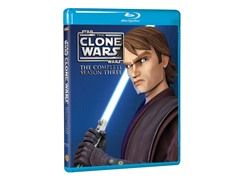 The Clone Wars Season 3 [Blu-ray]
