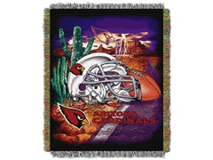 Cardinals Tapestry Throw